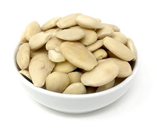Mandeln geschält und geröstet aus Mallorca - handgeerntet - Mandelkerne - 1000g - Premium Qualität - zum Backen - Powersnack - Superfood