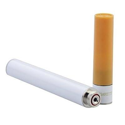 "E-Zigarette Einsteiger Set inkl. 5 Tobacco Aromakapseln 0.0mg, Metalletui (limitierte Farbe) + USB-Adapter ""Mini-Shisha"" Set, Elektrische Zigarette Starter Kit von SmokeyB."