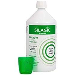 Silagic Silicium Organique Source Végétale