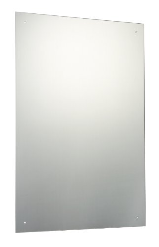 90 x 60cm rectangle bathroom mirror with drilled holes for Mirror 90 x 60