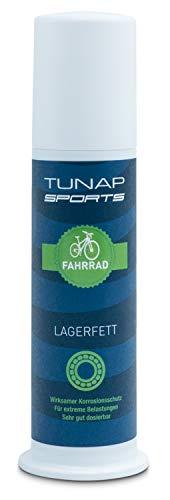 TUNAP Sports Unisex- Erwachsene Lagerfett 100 g, 1103007, blau 100g -