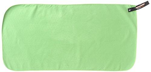 Drylite-Asciugamano, misura XS, con trattamento antibatterico, 30 x 60 cm, colore: verde Lime