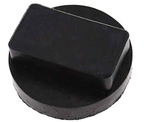 Gummi-Polster für BMW-Wagenheberaufnahme, schwarz