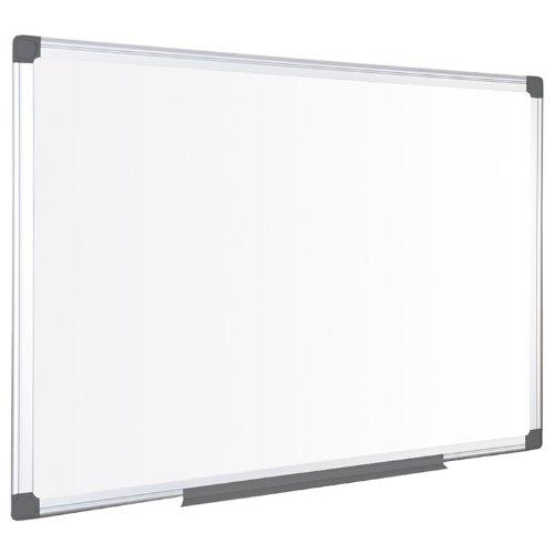 Best Bi-Office 1800 x 1200 Magnetic Drywipe Whiteboard with Aluminium Frame – 10 Year Surface Warranty on Amazon