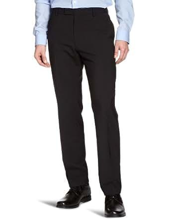 Strellson Premium Herren Anzughose 11000317 L-James, Schwarz