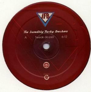 Incredibly Funky Breakers, The - Tweak Da Jazz / Fatman Boogie - Lab - Rok Records - LR 004 (Breaker Inter)
