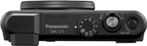 Panasonic LUMIX DMC-LF1 Premium Digitalkamera (12,8 Megapixel, LEICA DC VARIO-SUMMICRON Objektiv mit 7x opt. Zoom, Full HD, bildstabilisiert) schwarz - 4
