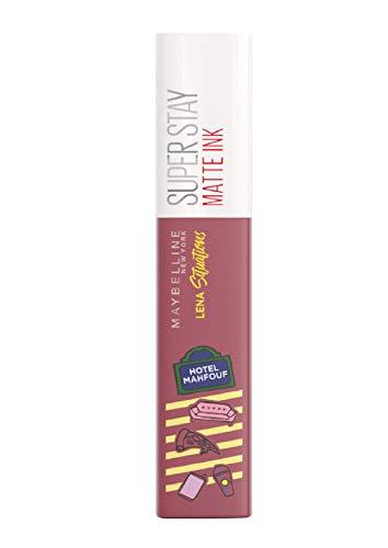Maybelline New York - Edition Limitée MATTE INK X LENA...