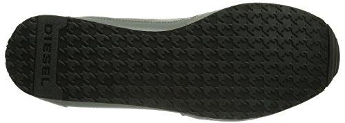 Diesel Herren T8090 SLOCKER BLACK S BLACK Sneakers Grau JAKE Diesel YfYwrFq