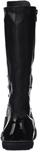 Pataugas Bamba F4b, Bottes Classiques Femme Noir
