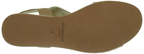Schmoove Pyxsis, Sandales Bout Ouvert Femme Beige (Beige/Taupe)
