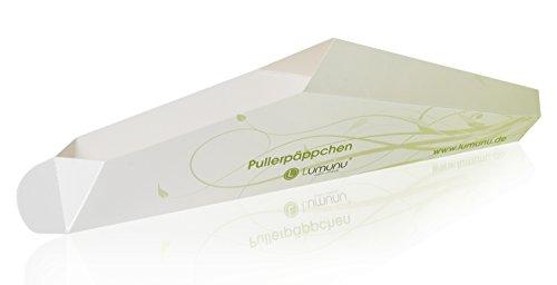 Lumunu passion products Deluxe Pullerpäppchen, Urinierhilfe für Frauen Antibacterial, 6 Stück