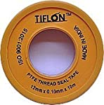 this tape is used for water pipe or air hose, for a tight and leak-free seal.Commonly used in pressurized water systems, air compression eauipment, thread joints with coarse threads.Easy to use, and a helpful tool for plumbers
