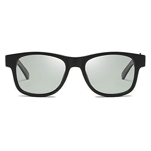 BlueAurora Smart Polarized Sleep-Proof-Brille, Vermeiden Sie Schlafbrillen für Lange Fahrt,Clear
