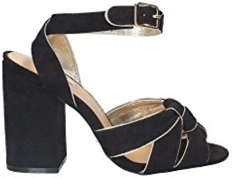 Gaudi V83-65930 Sandalen mit Absatz Frauen 2018 Letztes Modell  Mode Schuhe Billig Online-Verkauf