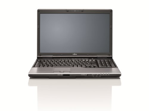 Fujitsu E782 Lifebook 39,6 cm (15,6 Zoll) Laptop (Intel Core i7-3612QM, 2,1GHz, 4GB RAM, 500GB HDD, Intel HD 4000, DVD, Win 8 Pro) schwarz Fujitsu Bluetooth Laptops