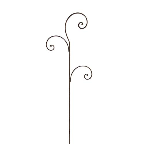 Videx Metall-Gartenstecker Ornament, 120cm