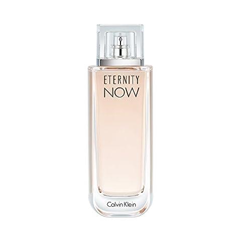 Calvin Klein Eternity Now femme/women, Eau de Parfum Vaporisateur, 1er Pack (1 x 100 ml)