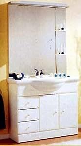 Meubles brenier - Meubles salle de bain arlequin 105 et 125cm 125cm