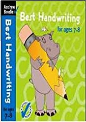 Best Handwriting for Ages 7 - 8