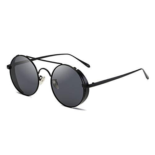 f59abbd4b4 AMZTM Espejo Gafas de Sol Retro Polarizadas para Mujer y Hombre