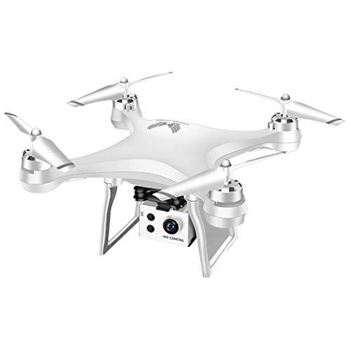 CHshe® Uav Drohne, Dual Gps Drohne 5G Wifi Fpv Mit 1080 P Hd Elektrische Kamera Rc Quadcopter, Gestenschießerkennung, Bild Und Video Sharing (Weiß) (White)