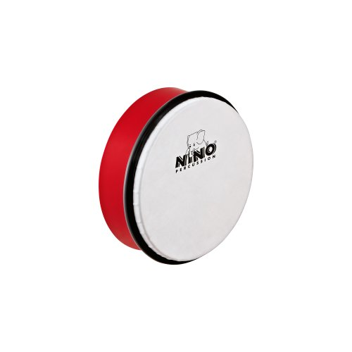 Nino Percussion NINO4R ABS Handtrommel  15,2 cm (6 Zoll) rot