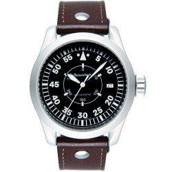 Aristo Herren Messerschmitt Uhr Fliegeruhr ME-98020NAV Automatik