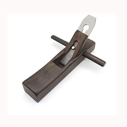 YXMxxm Holzhobel, 28CM Handhobel, Ebenholz Holzbearbeitungshobel Werkzeug, Tischler Handwerkzeuge Werkzeuge Set, für Holzschnitzer, Gitarre, Violine