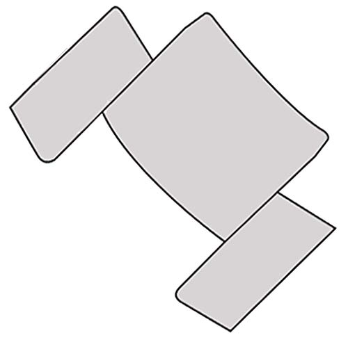 Casio Ersatzglied   Schließenanstoß für Armband aus Edelstahl   für Wave Ceptor LCW-M100DSE