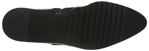 TAPODTS - Paname 1.1, Stivali bassi con imbottitura leggera Donna Nero (Nero (nero))