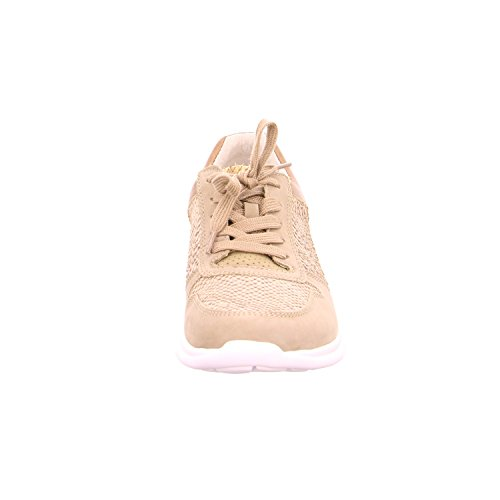 Gabor 4695633, Sneaker donna Marrone marrone Beige (beige)