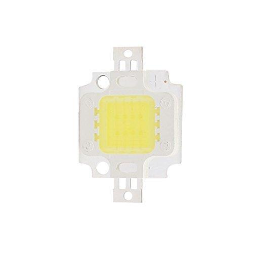 DealMux DC6-8V 10W reine weiße hohe Leistung SMD LED-Chip Flutlicht Lampen-Korn 29mmx20mm