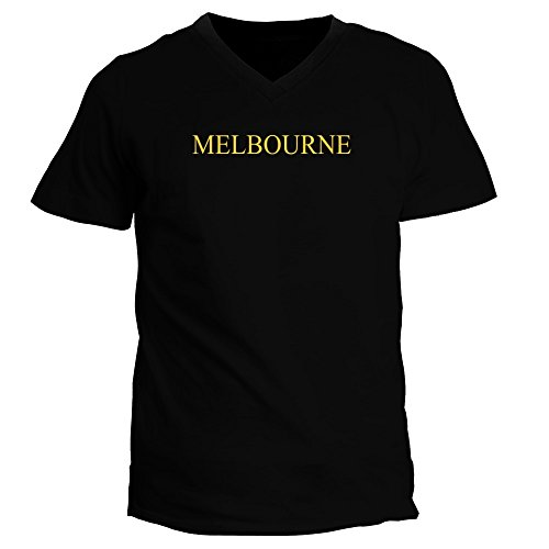 idakoos-melbourne-us-cities-v-neck-t-shirt