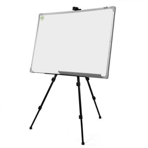 Accessotech–artista plegable telescópico campo STUDIO pintura caballete trípode pantalla soporte con funda