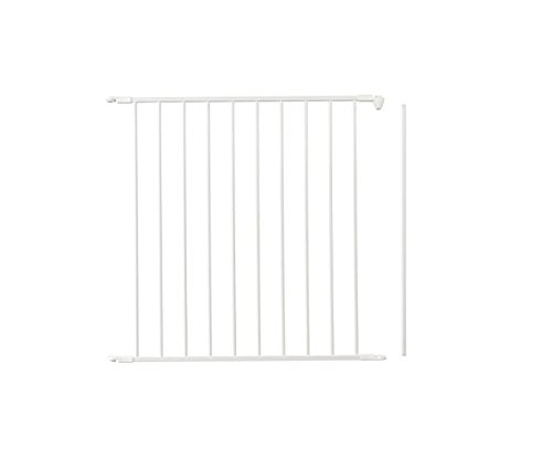 BabyDan Configure Safety Gate and Flex Baby Gate 46cm Extension White