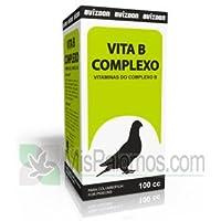 Vita B Complejo de Avizoon 100 ml, (concetrado a base de vitaminas del grupo