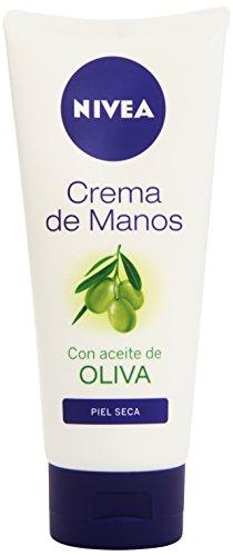 Crema de Manos Aceite de Oliva Nivea