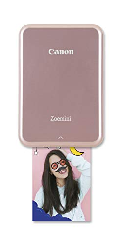 Canon Zoemini - Imprimante photo portable - Rose