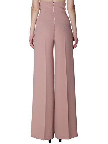 Pantalone Elisabetti Franchi Donna Spring/Summer 2018 MainApps 153 (rosa antico)
