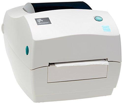 Zebra GC420t - Impresora Etiquetas Térmica Directa/Transferencia