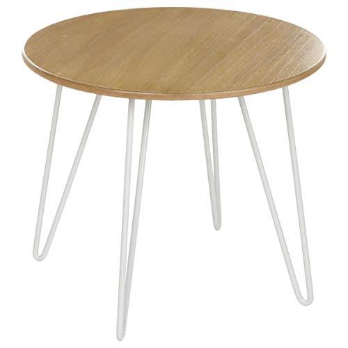 Table basse design - Esprit scandinave - Coloris GRIS