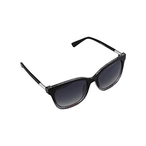 Visionmania Sonnenbrille UV 400 Wayfarer Glitzer Schwarz 2614_5