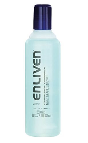Enliven Active Care Nail Polish Remover, Pro V, 250ml