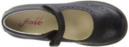 Froddo  Froddo Girlskids  Black School Shoe G3140006-6, Babies pour fille Noir