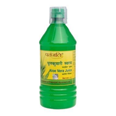 Patanjali Aloe Vera Juice With Fiber- 1L