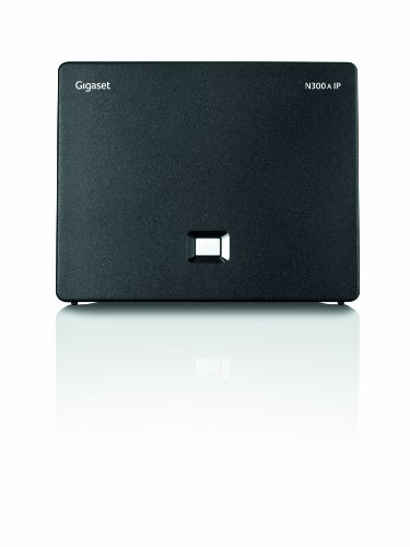 Gigaset N300A IP DECT/VoIP Base Station with Answering Machine by Gigaset Ip-dect Base Station