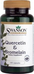 Swanson Quercetin & Bromelain (100 Capsules) Test