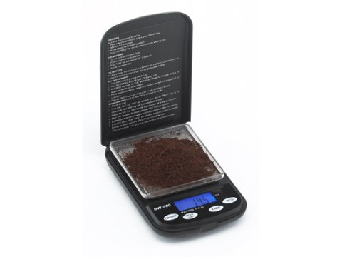 Concept-Art xwa digitale Feinwaage für Kaffee bis 500g 0,1g