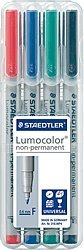 staedtler-lumocolor-316-wp4-assorted-water-soluble-pens-with-fine-06mm-line-width-wallet-of-4